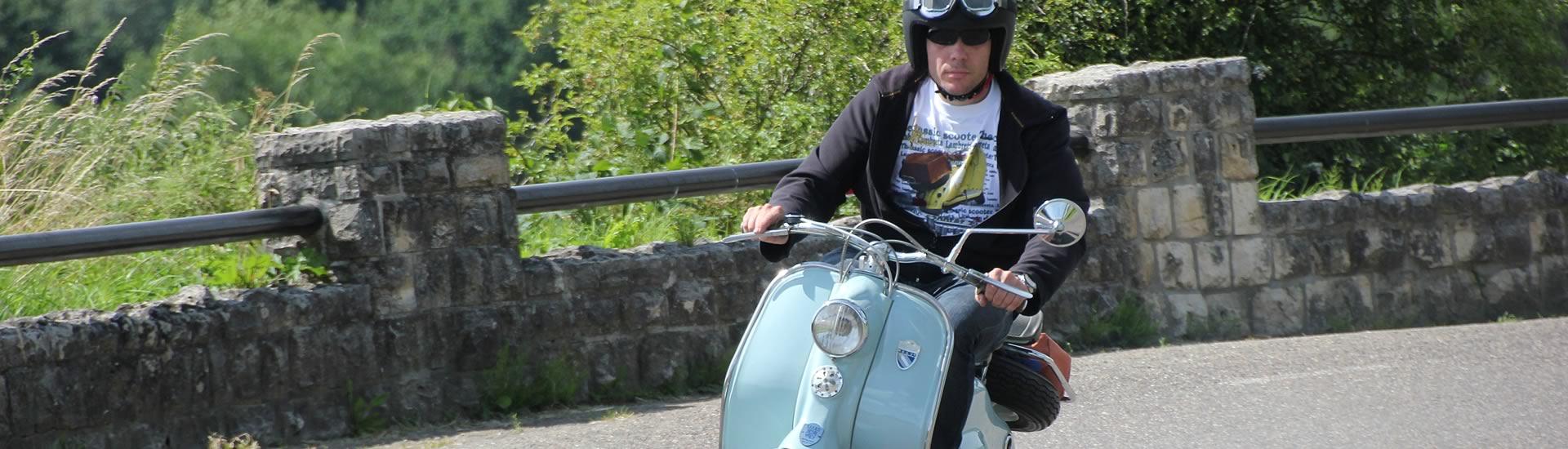 Scooterrijbewijs Service Limburg
